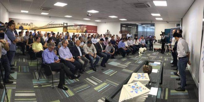 Prefeito de Florianópolis assina a regulamentação do Fundo Municipal de Inovação