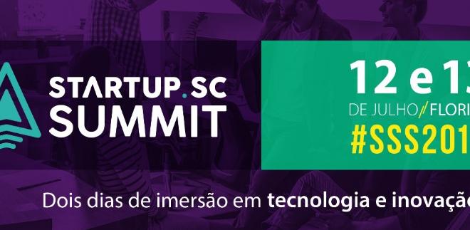Últimos dias de inscrição para o Startup SC Summit
