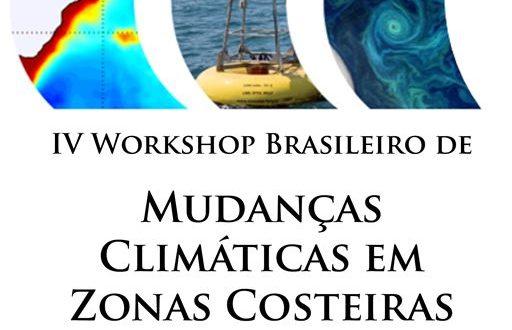Inscrições abertas para evento sobre Mudanças Climáticas em Zonas Costeiras