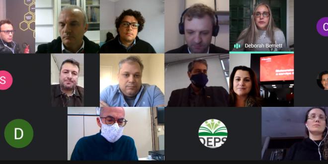 Pesquisadores apoiados pela Fapesc apresentam projetos para Secretaria de Saúde