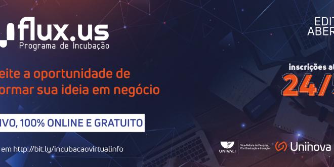 Uniinova abre inscrições para ingresso no Programa de Incubação Virtual