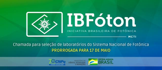CNPq e MCTI lançam chamada pública para laboratórios que vão integrar o Sistema Nacional de Fotônica (Sisfóton-MCTI)